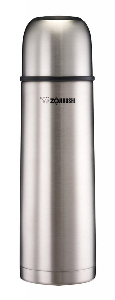 Zojirushi SV-GHE50 Tuff Slim Stainless Steel Vacuum Bottle, 17-Ounce
