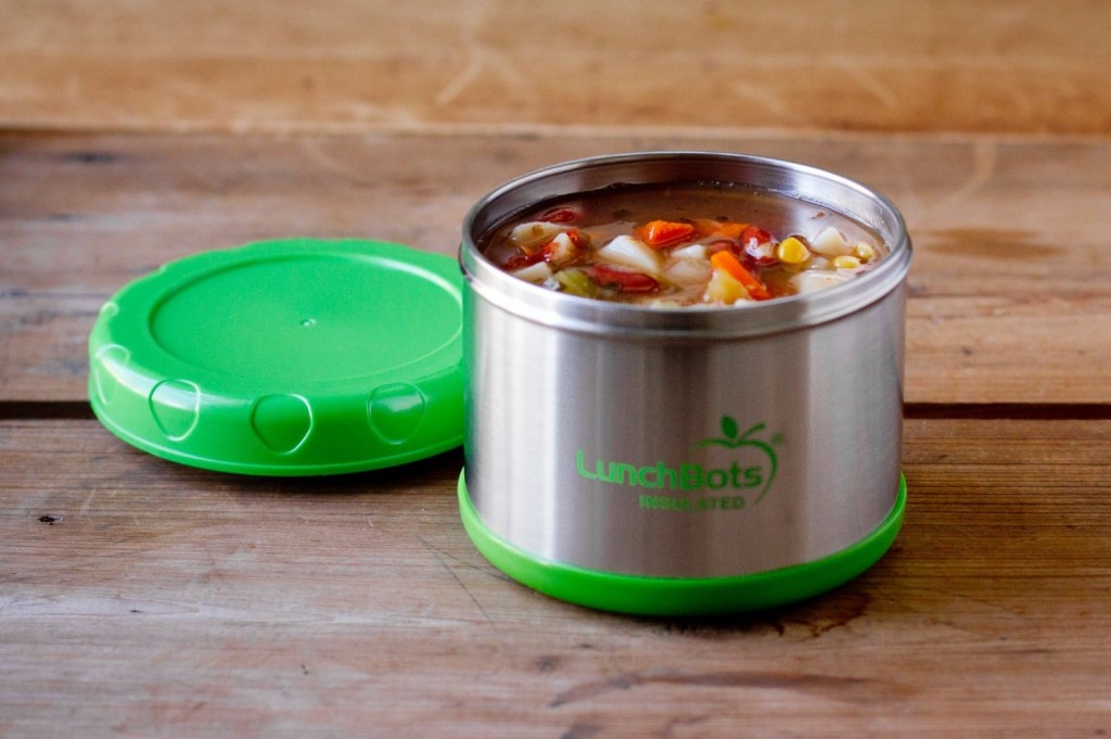 LunchBots insulated container