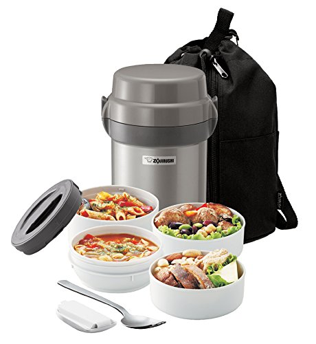 Zojirushi SL-JAE14SA Mr. Bento Stainless Steel Lunch Jar  sc 1 st  Thermos Facts & Best Food Thermos