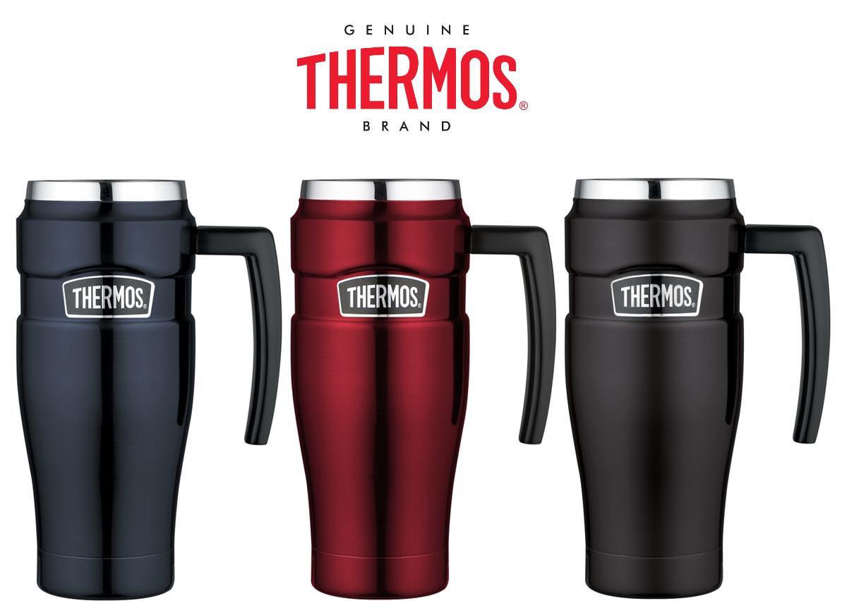 thermos king insulated mug