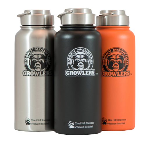 Insulated Stainless Steel Growler Bottle