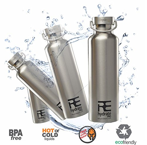 Rehydrate Pro Double Water Vacuum Bottle