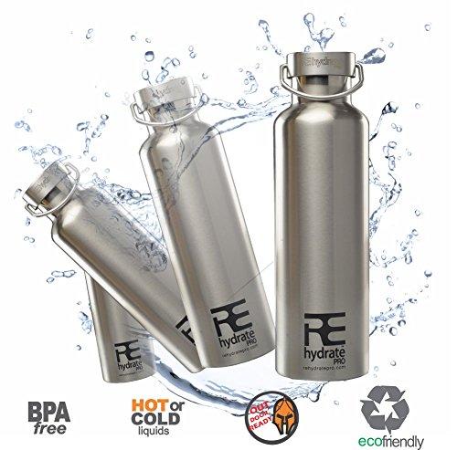 Rehydrate Pro Double Water Vacuum Bottle