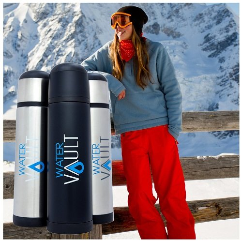 WaterVault Thermos Bottle